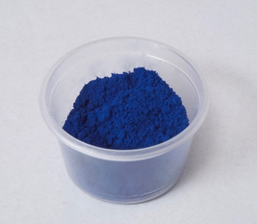 Chocolate colour blue, edible 3 g at sweetART