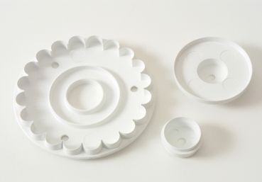 Garrett Frill Cutter 3 pieces at sweetART