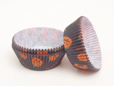 Cupcakes paper cup 60 pieces, Halloween at sweetART