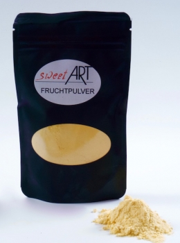 Orange powder, freezer dried 200 g at sweetART
