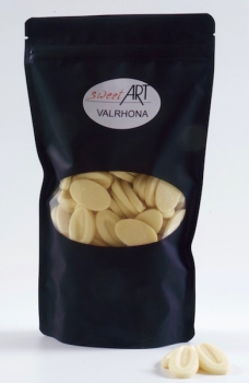 Valrhona IVOIRE 1 kg, 35 % Cacao