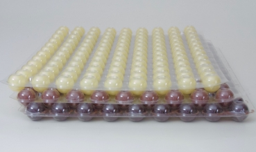 324 Mini Assorted Chocolate Truffle Shells