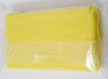 Best sugar paste for modelling 250 g lemon yellow at sweetART -1