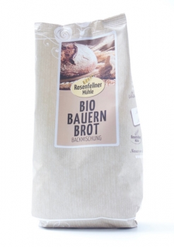 Organic Farmer bread baking mix 500 g at sweetART
