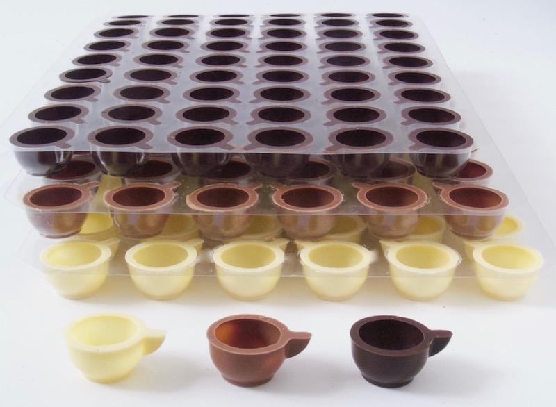 3 set schokoladen tassen schalen g nstig kaufen. Black Bedroom Furniture Sets. Home Design Ideas