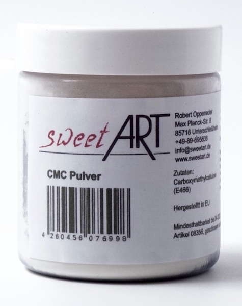 CMC powder 50 g - at sweetART