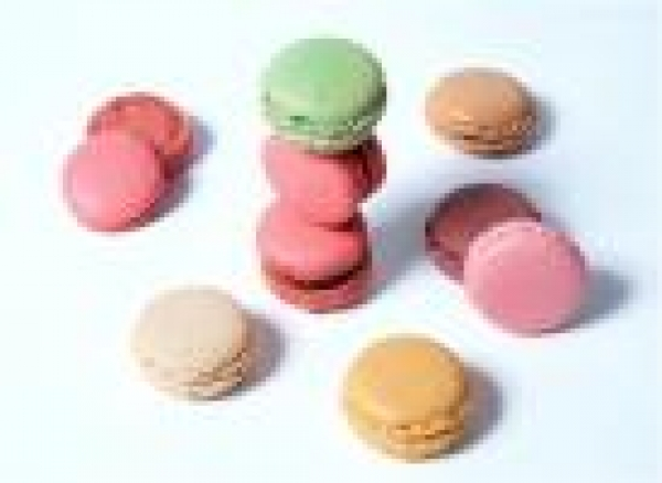 Ticketsprinter Macaron-Backkurs in München von sweetART -1