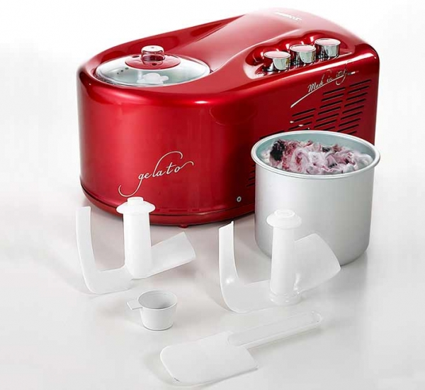 Ice cream machine Nemox - red pro 1700 Up at sweetART