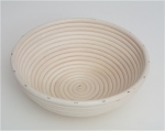 Bread baking mould round rattan 1 kg