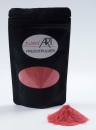 Strawberry powder, freezer dried 100 g